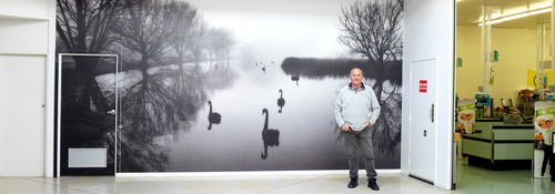 Full Size Wall Mural Photograph