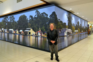Huge Wall Banners and Murals Photographed to Order
