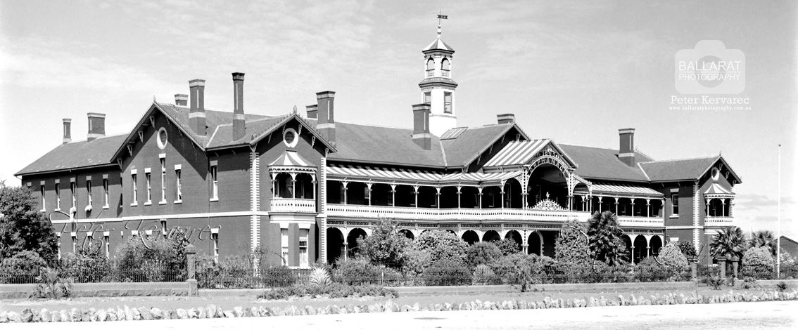 Ballarat History The Orphanage