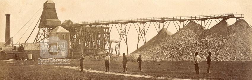 City of Ballarat Gold Mine Ballarat Gold Mining