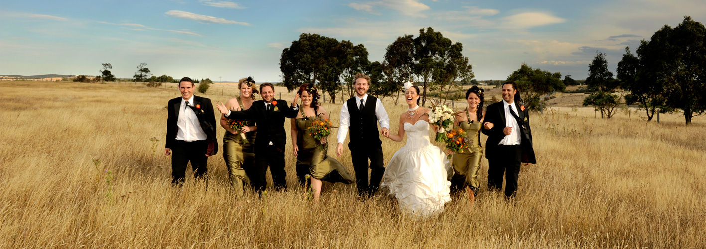 Country Vintage Wedding