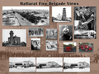Ballarat Fire Brigade Sturt St + Ballarat East