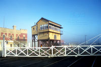 Lydiard Street Railway Gates
