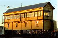 Signal Box Railway Ballarat
