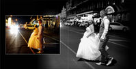 Lydiard Street, Ballarat Central, Wedding Photography Ballarat