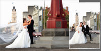 Lydiard Street, Ballarat Central, Wedding Photography Ballarat