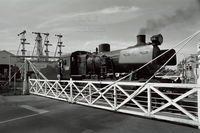 Steam Locomotive Ballarat Railway Station