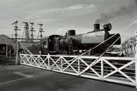 Steam Locomotive Ballarat Railway Station