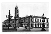 Ballarat Post Office Federation University