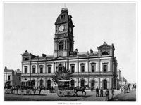 Ballarat Gold City Hall Sturt St