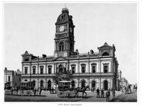 Ballarat Gold City Hall Sturt St
