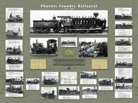Phoenix Foundry Locomotives Ballarat Manufacturing