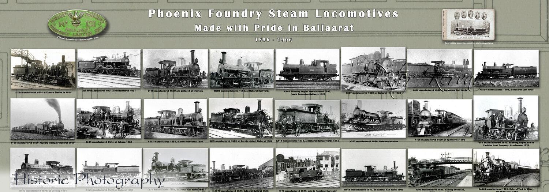 Phoenix Foundry, Ballarat Locomotives, Made in Ballarat, Ballarat Photography