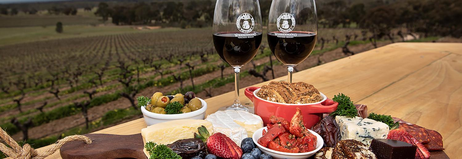 Warrenmang Winery Pyrenees